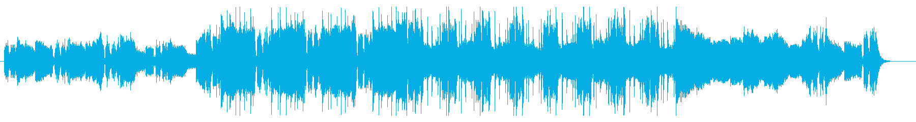 【オーケストラロック】絶望感_恐怖_怒りの再生済みの波形