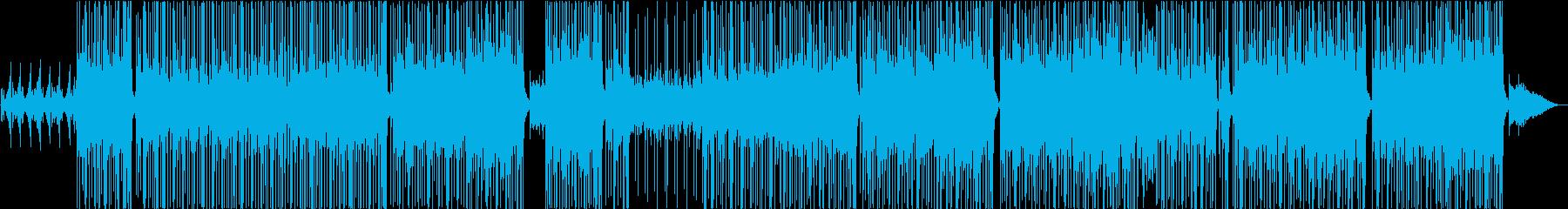 王道系ポップトラックです。の再生済みの波形