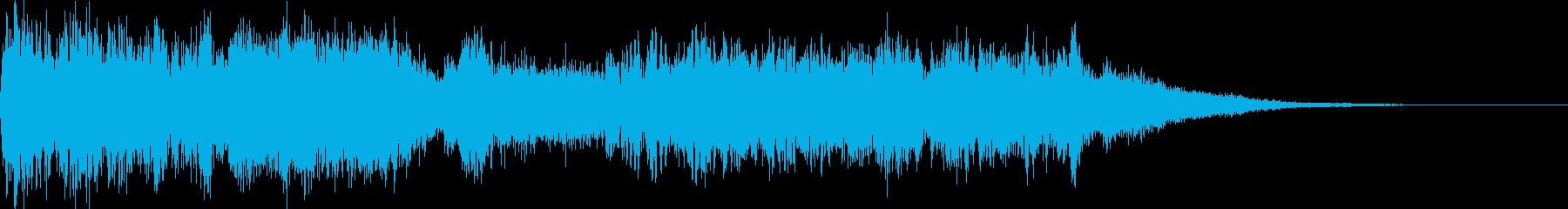 【ホラーゲーム】 サイコパス 02の再生済みの波形
