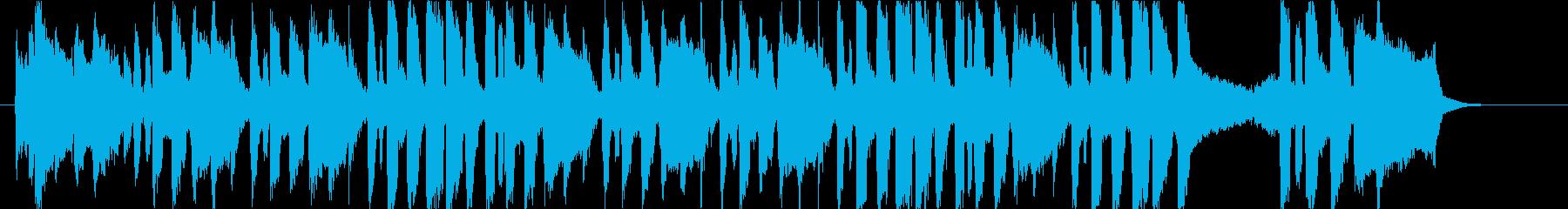 誕生日の歌(ワルツver) 【アオイ】の再生済みの波形