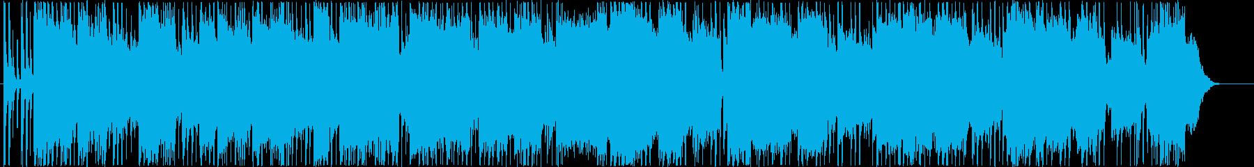 メタル 積極的 焦り 神経質 燃え...の再生済みの波形