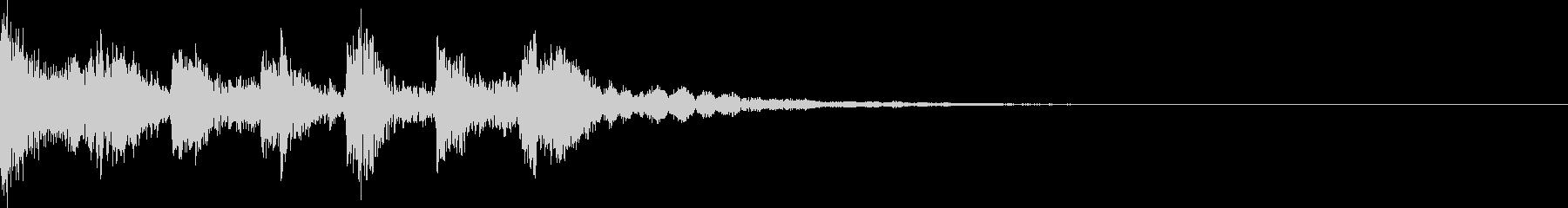 A short jingle 1 by Pizzicato's unreproduced waveform