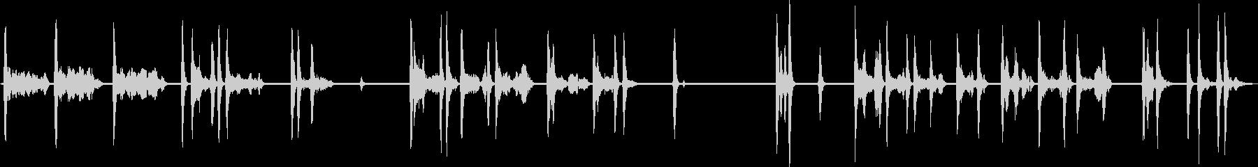 ネイバーズ、ドッグバーキング; D...の未再生の波形