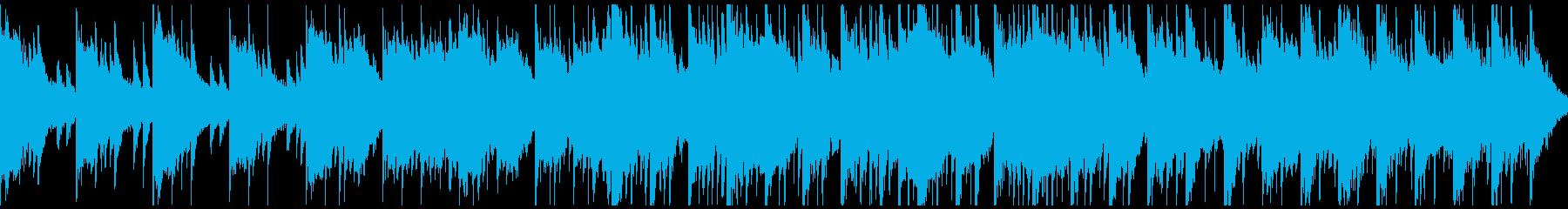 透明感・美/和風/ゲーム系BGM/M3の再生済みの波形