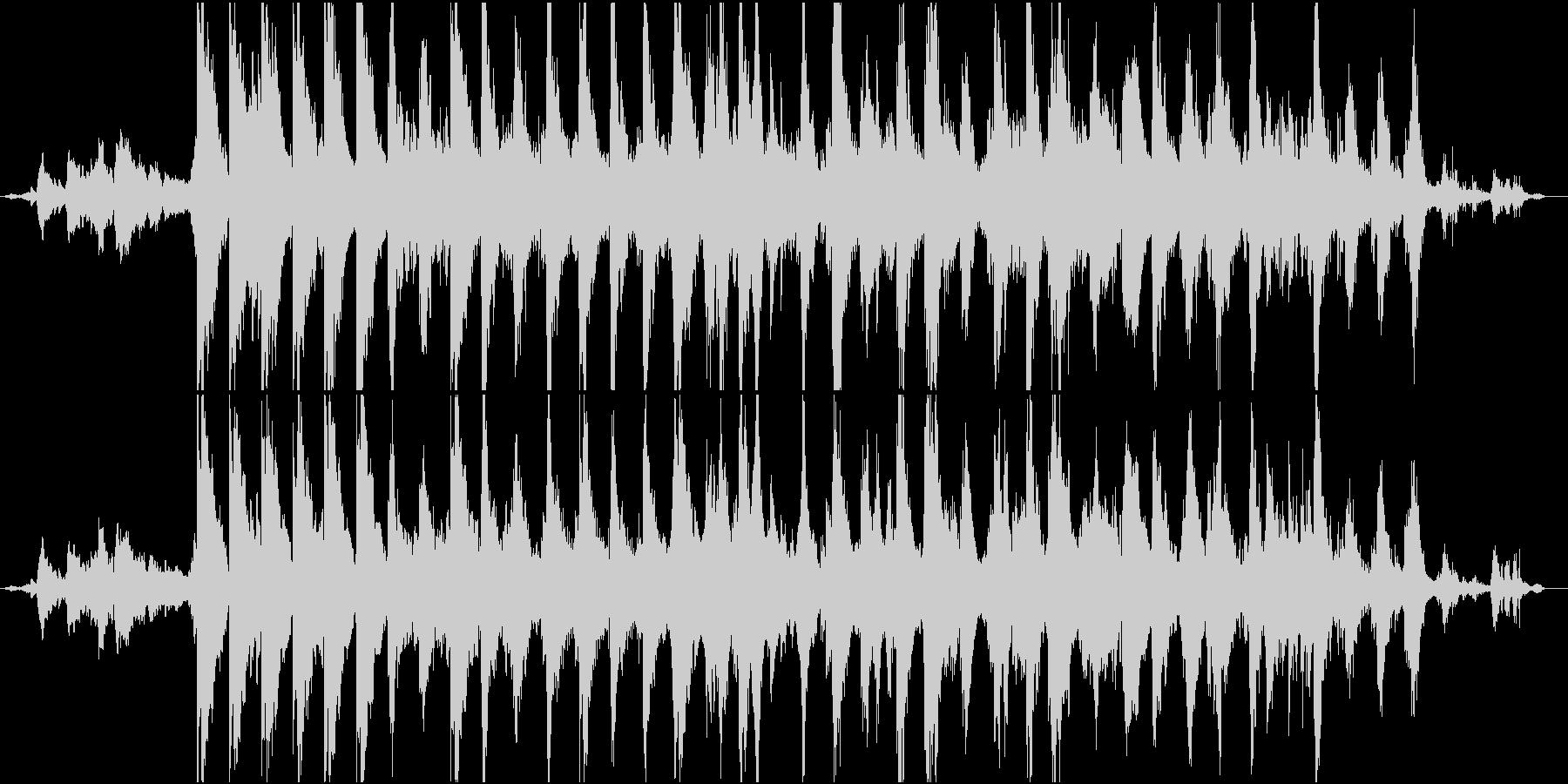 STORMの未再生の波形