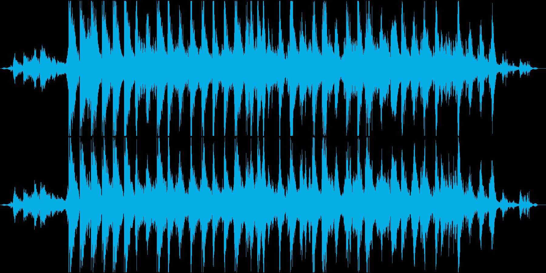 STORMの再生済みの波形