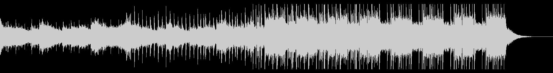 ボーカルチョップが可愛いPOPの未再生の波形