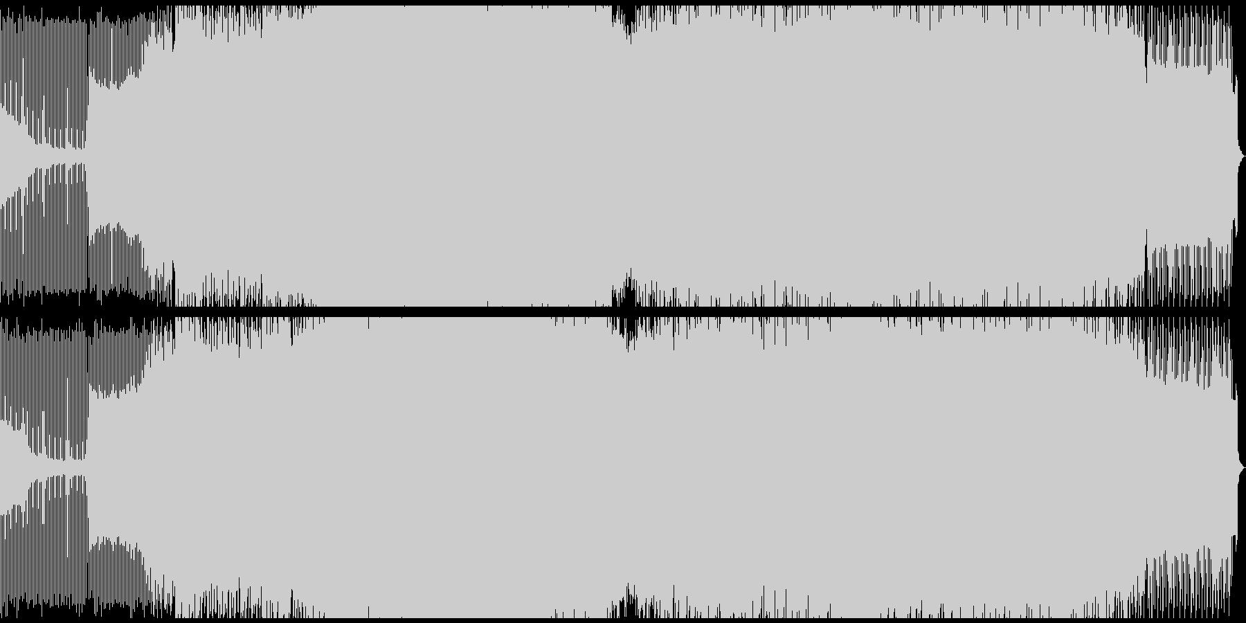 クラブ/ブレイクス/プログレッシブの未再生の波形
