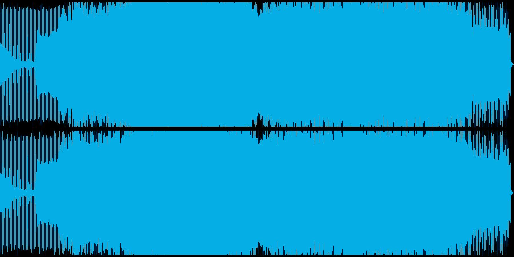 クラブ/ブレイクス/プログレッシブの再生済みの波形