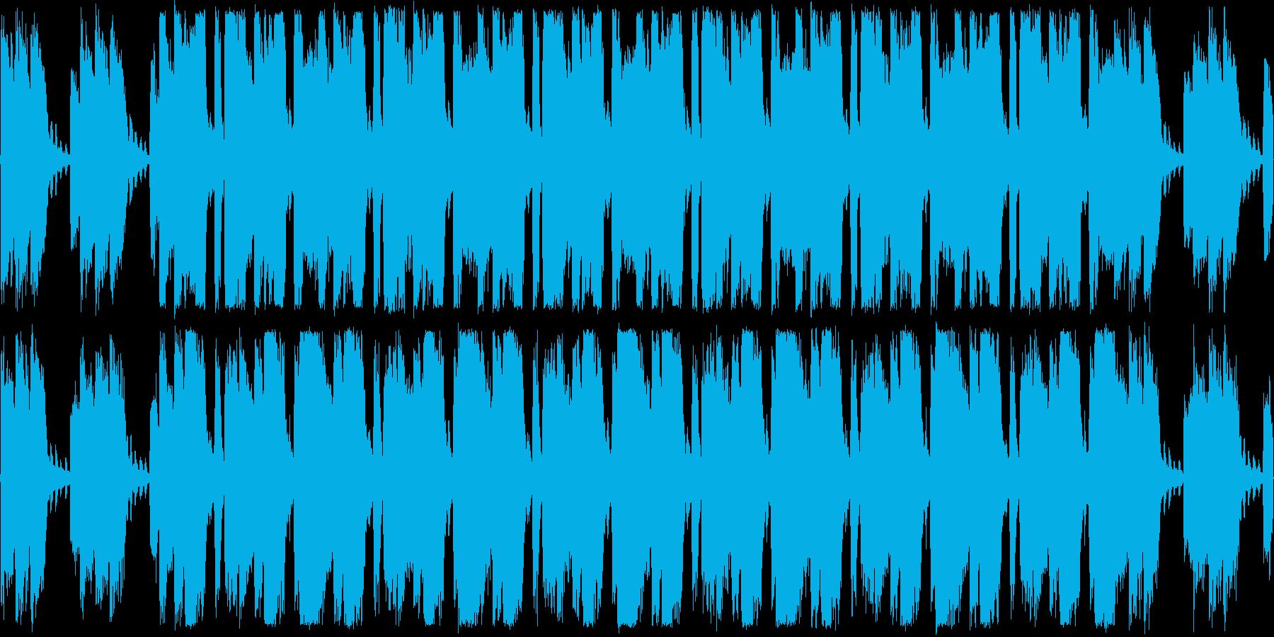 色々混ぜてます。短く、一発ものとして使…の再生済みの波形