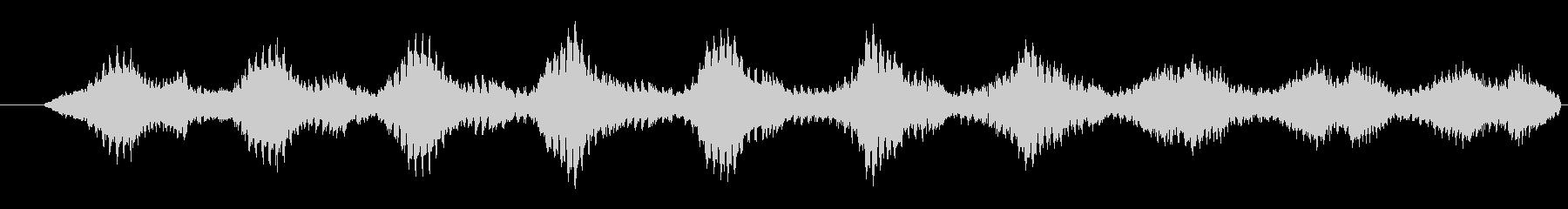 フィクション スペース 宇宙船アラ...の未再生の波形