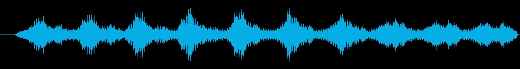 フィクション スペース 宇宙船アラ...の再生済みの波形