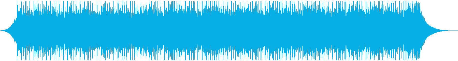 シリアスコーポレーション(60秒)の再生済みの波形
