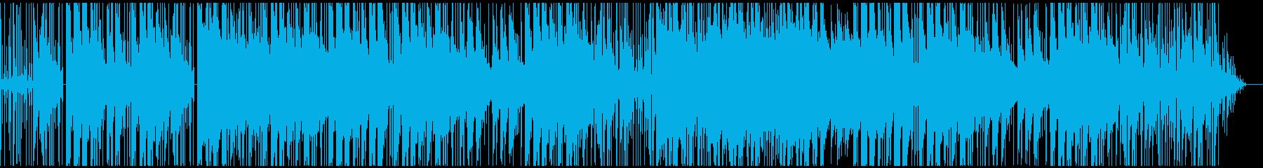Lo-FiでChillなHipHopの再生済みの波形