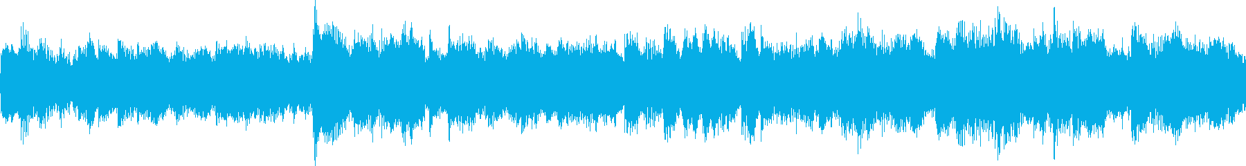 幻想的なヒーリングジングル_(ループ)の再生済みの波形