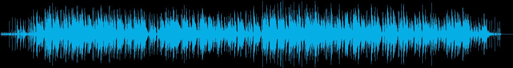オーケストラ楽器。エキゾチックな音...の再生済みの波形