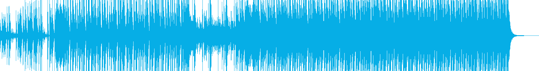 実験的 積極的 焦り テクノロジー...の再生済みの波形