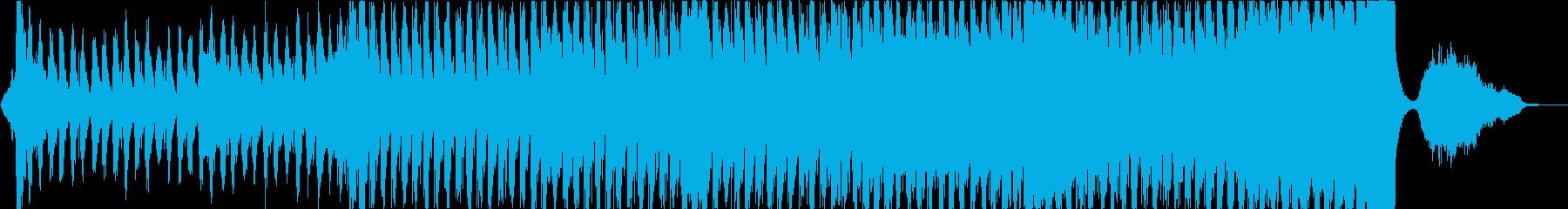 「希望vs絶望」大作映画風オーケストラの再生済みの波形