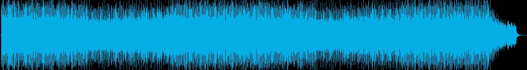 疾走感、ハードロック、ナイロン、187の再生済みの波形