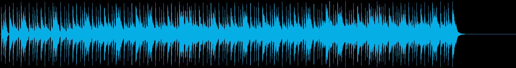 ドラマ・ブリッジ風マイナー・ポップ/BGの再生済みの波形
