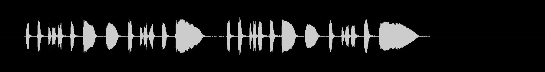 ビューグルクックハウス-軍事、ビュ...の未再生の波形