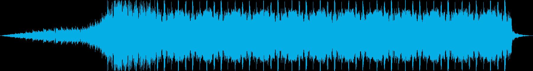 30秒映像向けEDM。(トランス)の再生済みの波形