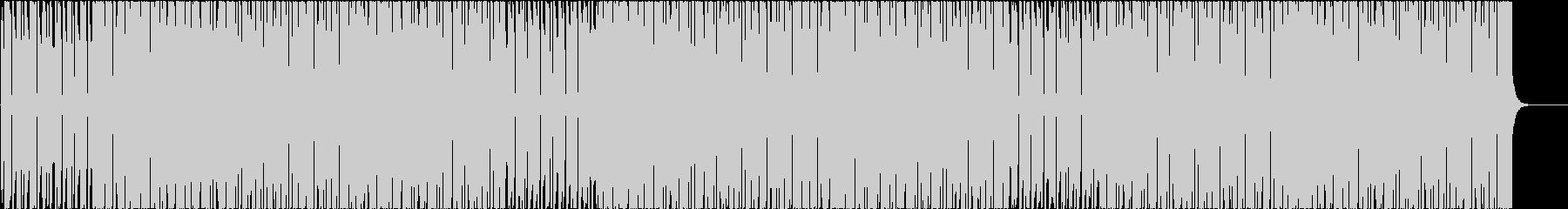 エレピのオシャレなミドルアップテンポ曲の未再生の波形