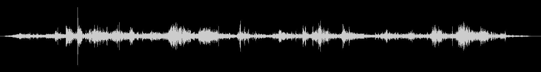 ヘビーボディスマッシュ、バンズアン...の未再生の波形