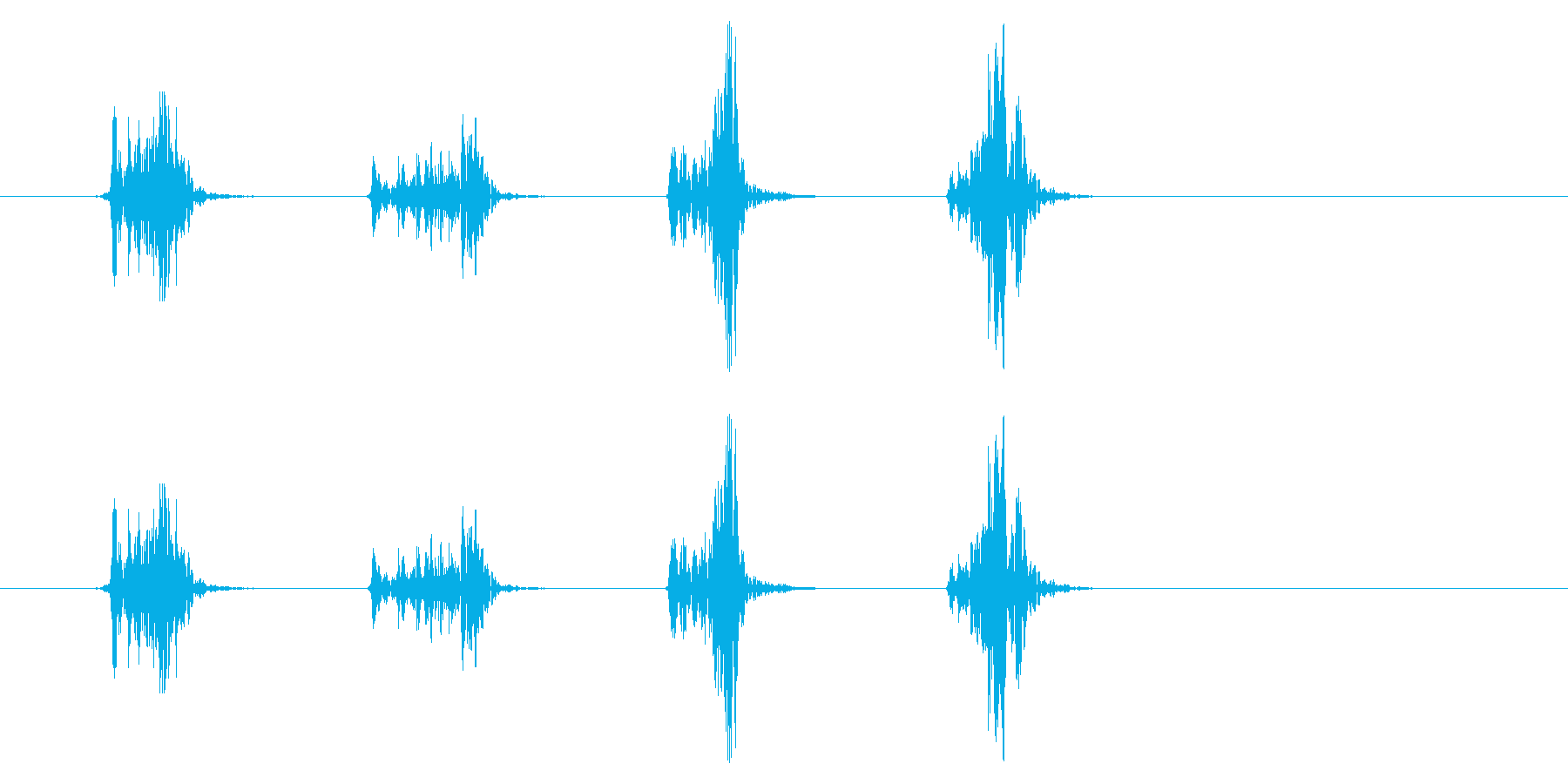 PC マウス03-19(スクロール 速)の再生済みの波形
