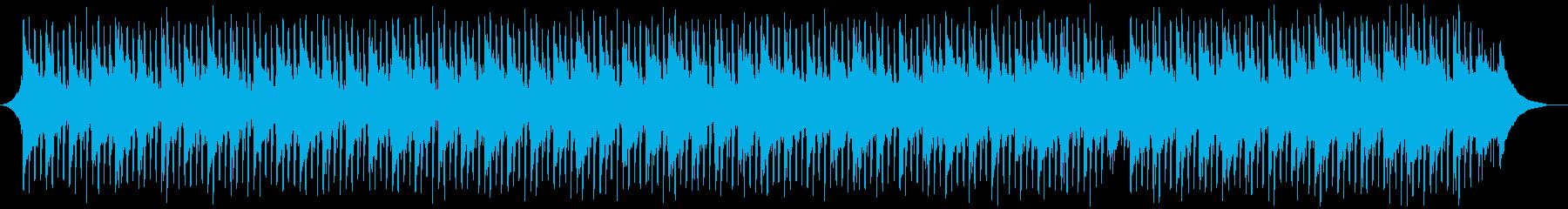 ミニマルの再生済みの波形