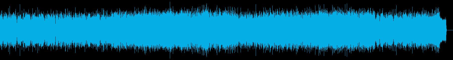 BrainDestructionシンセ無の再生済みの波形