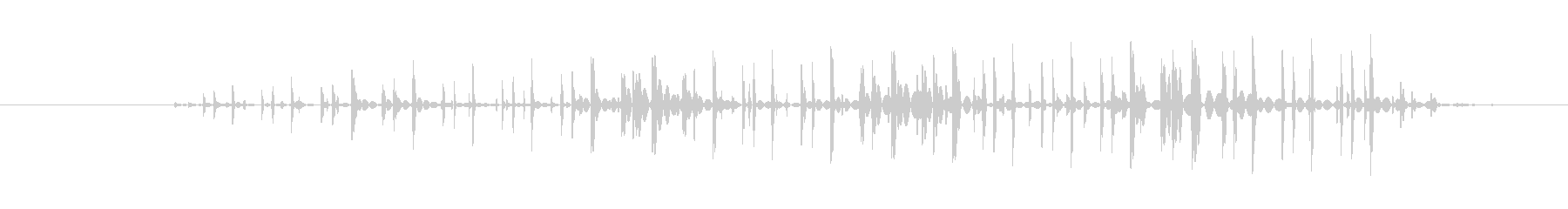 FI 実用性 スキャナーウォブルロー02の未再生の波形