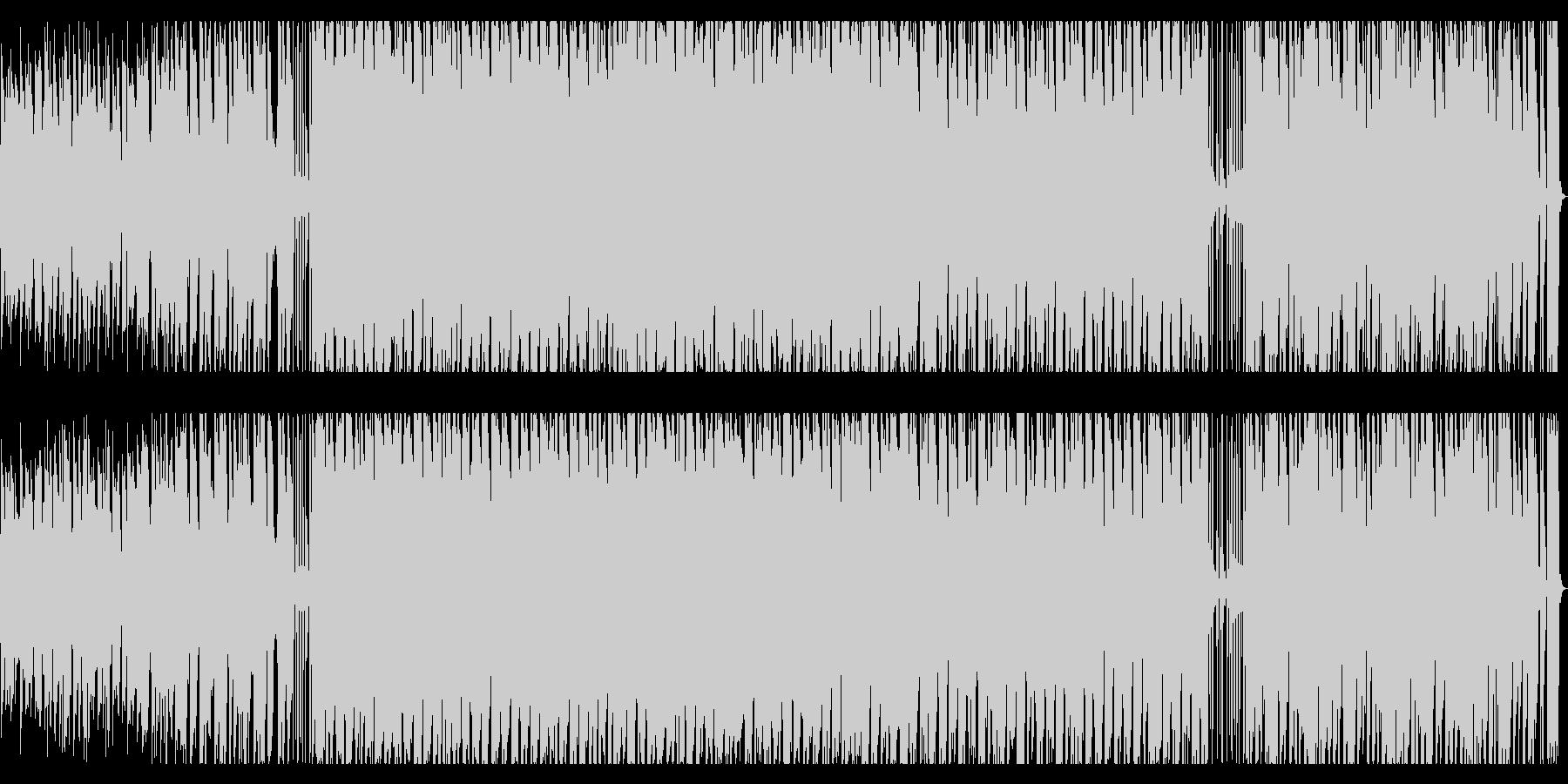 キラキラ/エレクトロポップNo388_2の未再生の波形