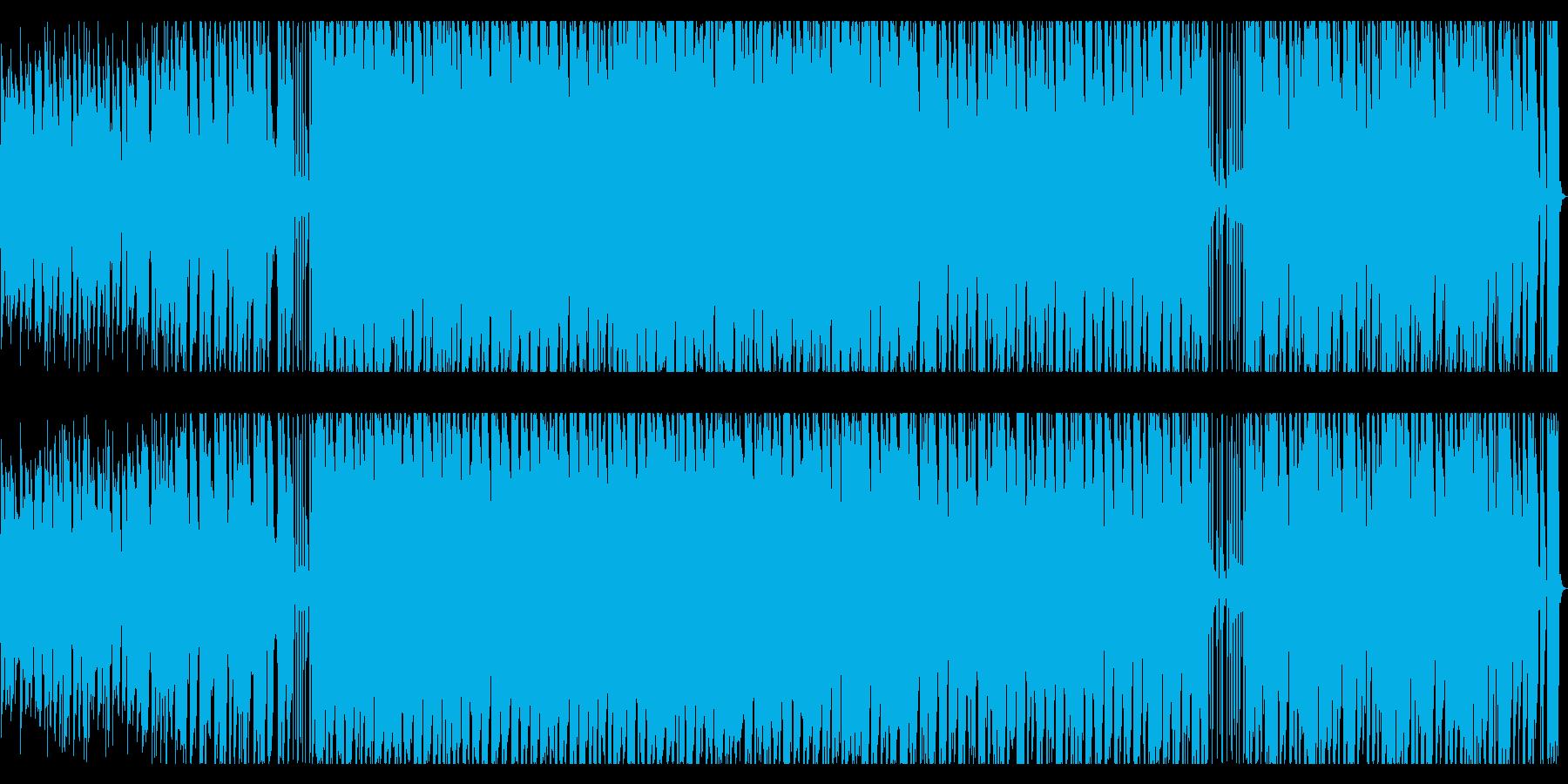キラキラ/エレクトロポップNo388_2の再生済みの波形