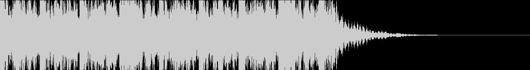ジングル_オケ系の未再生の波形