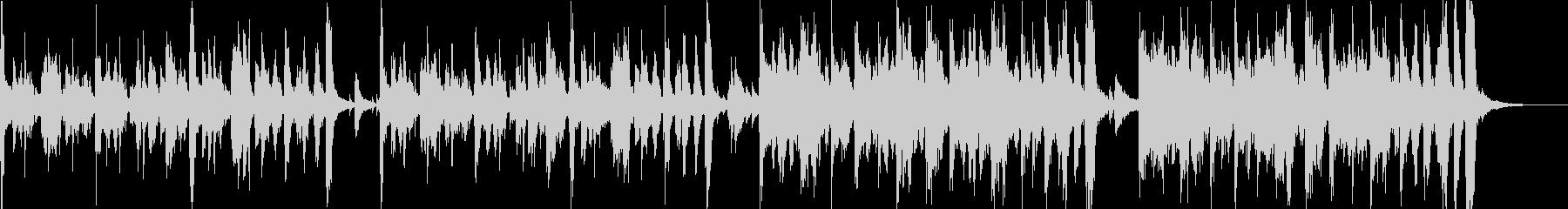 キングオブザナイトボールドアンドブ...の未再生の波形