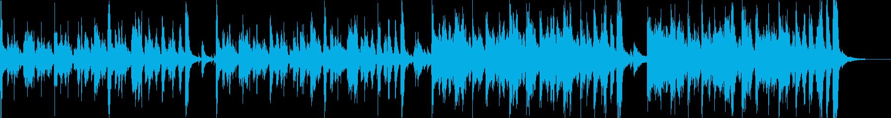 キングオブザナイトボールドアンドブ...の再生済みの波形