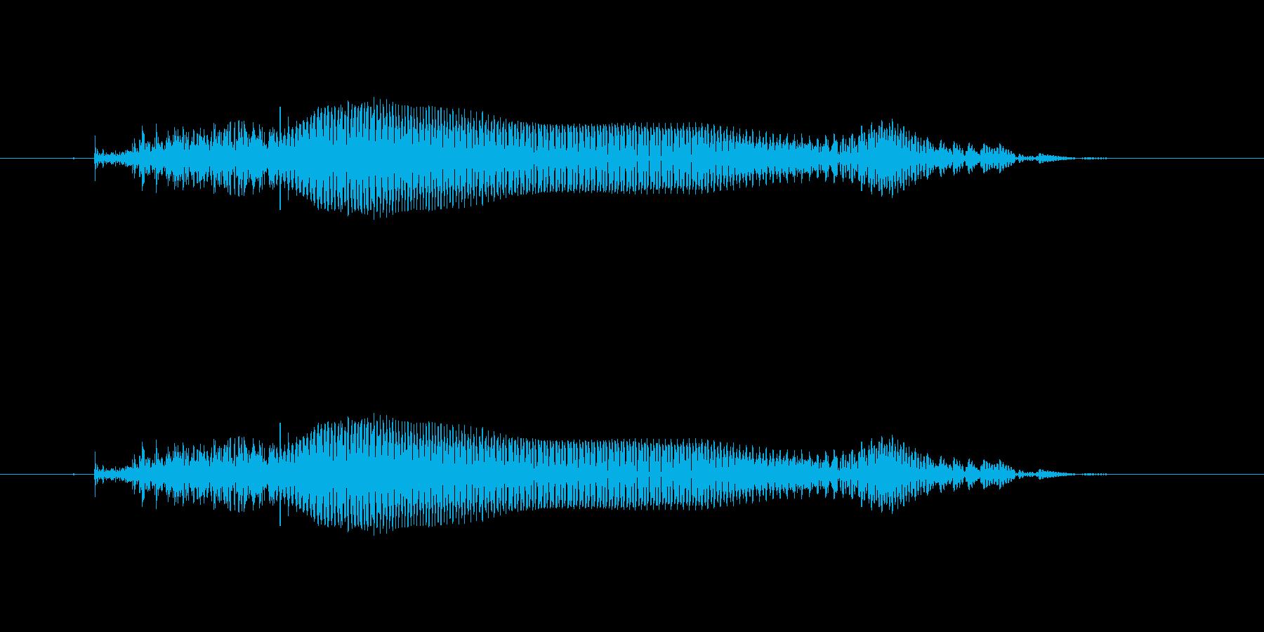 9(きゅう)-明るいトーンお兄さん風の再生済みの波形