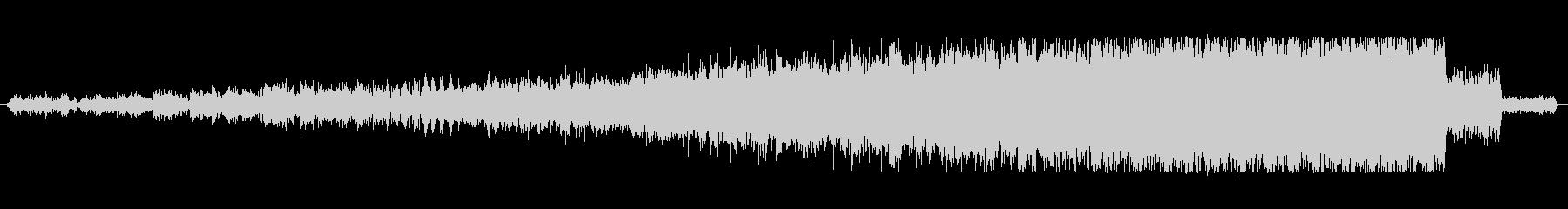 上昇 テープマシンノイズスピンアップ01の未再生の波形