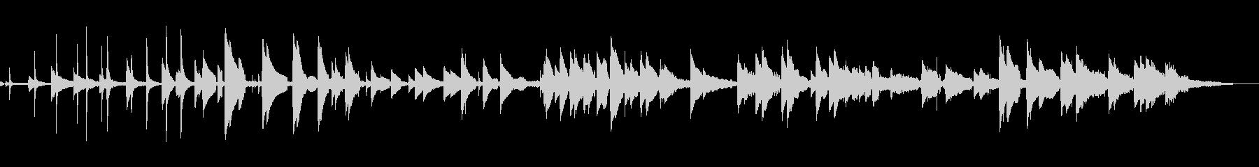 ハープ:チューニング、音楽ハープ音楽の未再生の波形