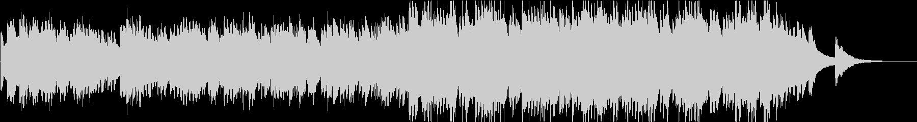 時報・チャイム風の名曲のメロディ・6の未再生の波形