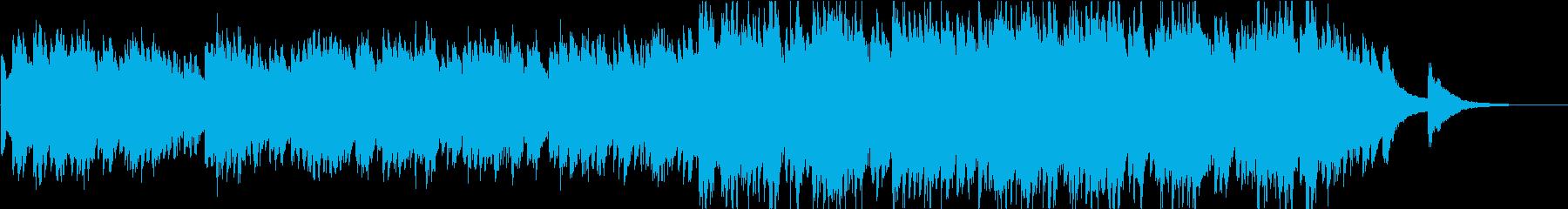 時報・チャイム風の名曲のメロディ・6の再生済みの波形