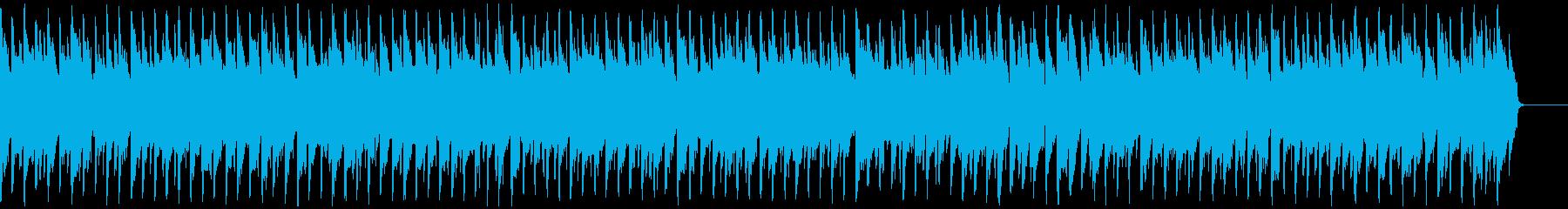 表彰式にヘンデル スネアVer メロ抜きの再生済みの波形