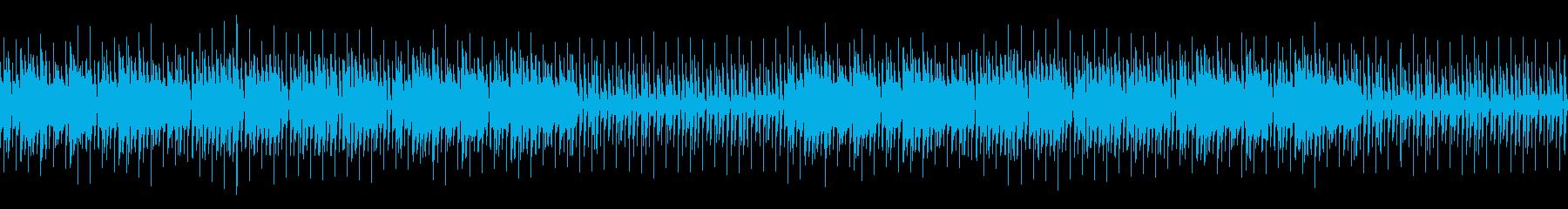 アイリッシュ・ケルト・ほのぼの・日常の再生済みの波形