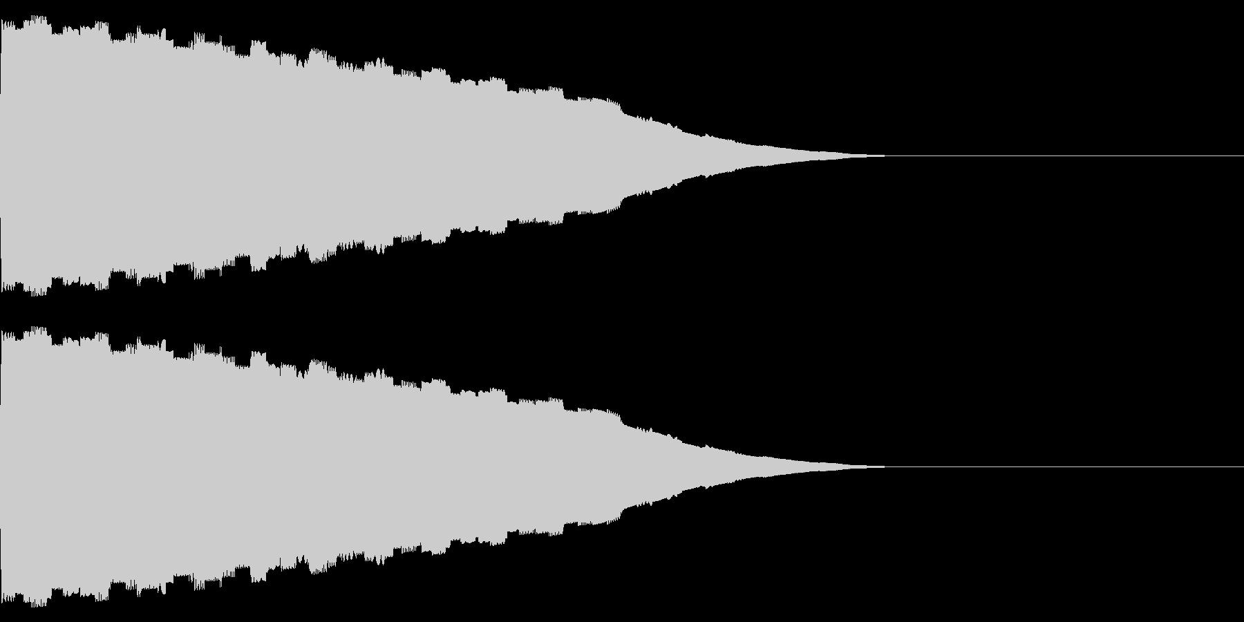 ピロピロ(ワープ/宇宙ピコピコSFの未再生の波形