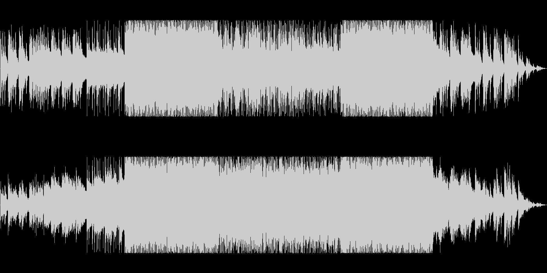 ポップロック。エレクトリックピアノ...の未再生の波形