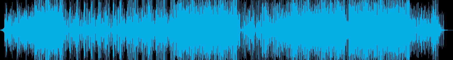 まったりとほろ酔い気分のレゲェ 短尺の再生済みの波形