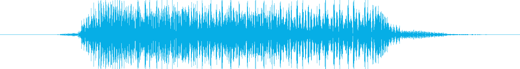 あー!(うわー)悲鳴、ダメージ受けるの再生済みの波形