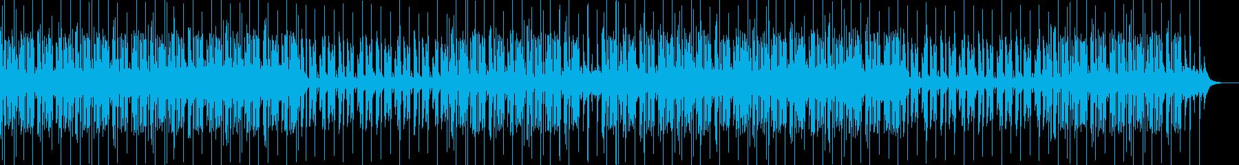 切ないトラップヒップホップエンディングの再生済みの波形