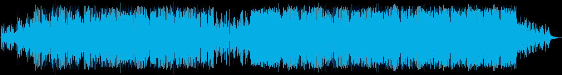 House-Popの再生済みの波形